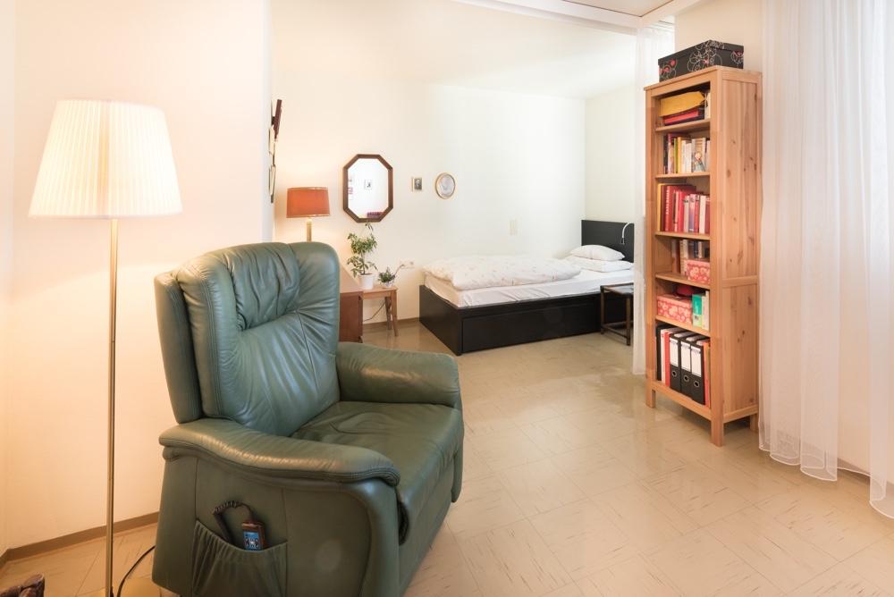 Bild einer eingerichteten Wohnung